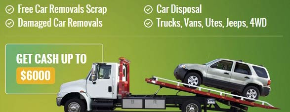 Scrap Car Removals Moorooka
