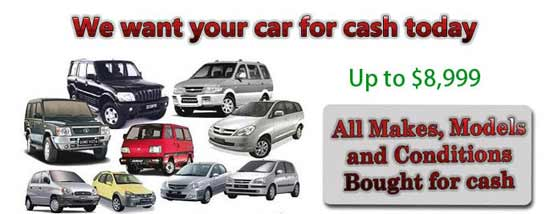 Cash For Car Removals Upper Mount Gravatt