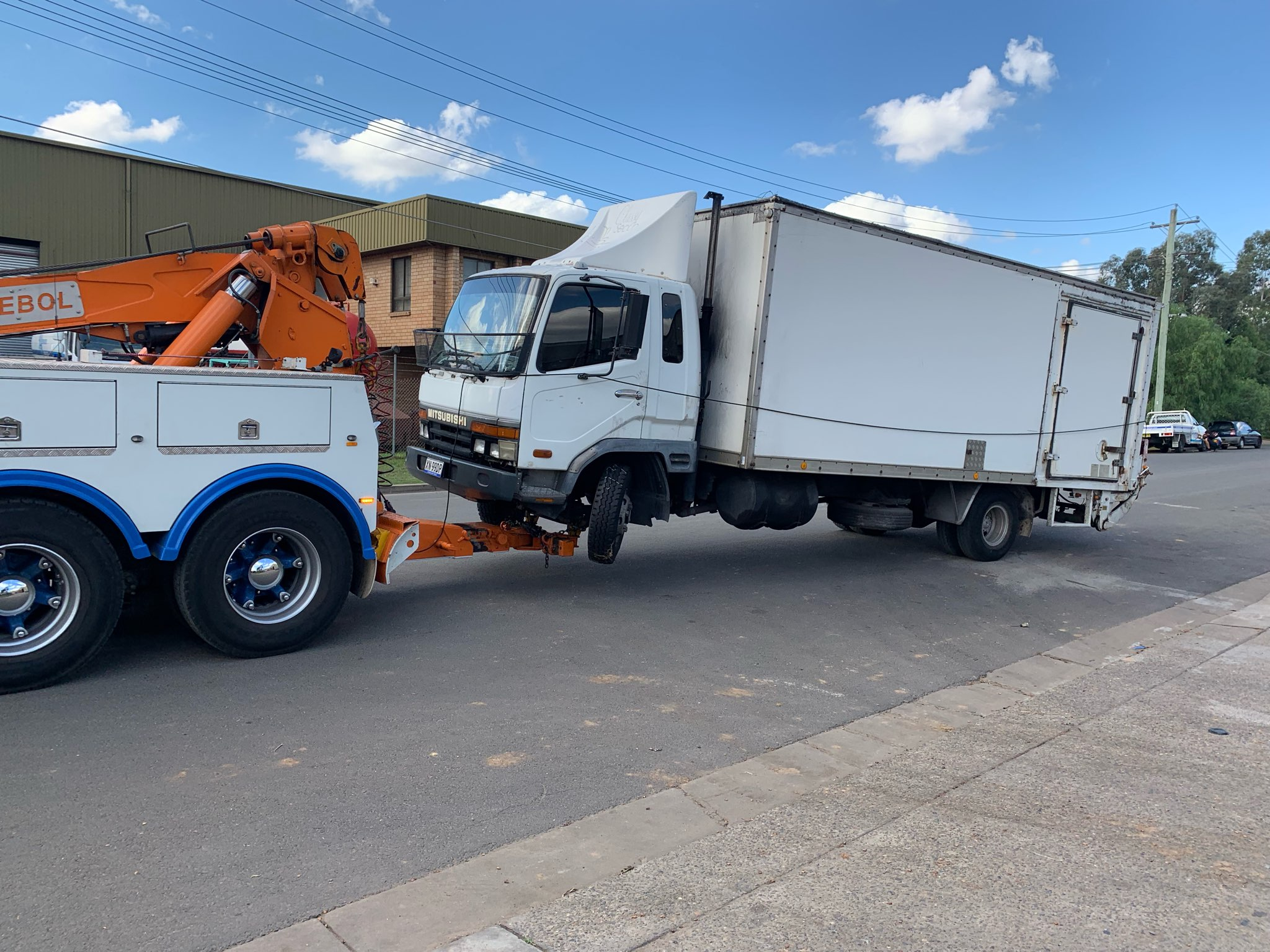 Cash For Truck Tow Away From Home